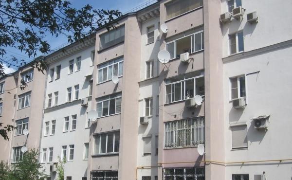 Квартира на улице Гончарова