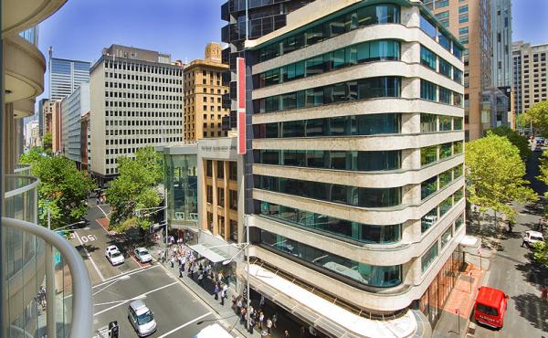 Студийная квартира в самом центре Сиднея