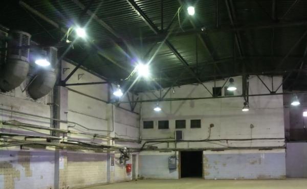 Производственное помещение на Выборгской улице