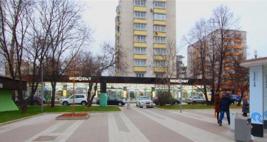 N270, Торговая площадь на Зацепском валу