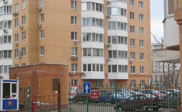 ПСН на улице Пырьева