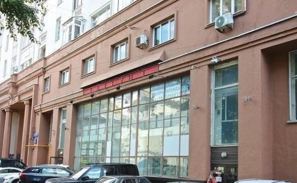 Торговая площадь на Спартаковской улице