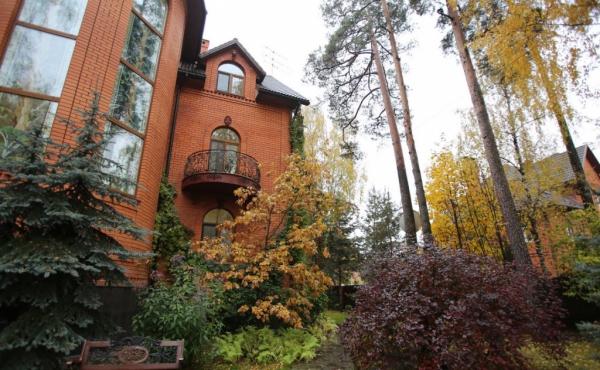 Продается загородная резиденция