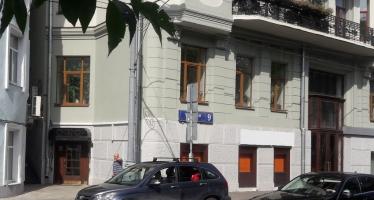 N222, Торговая площадь на Тверском бульваре