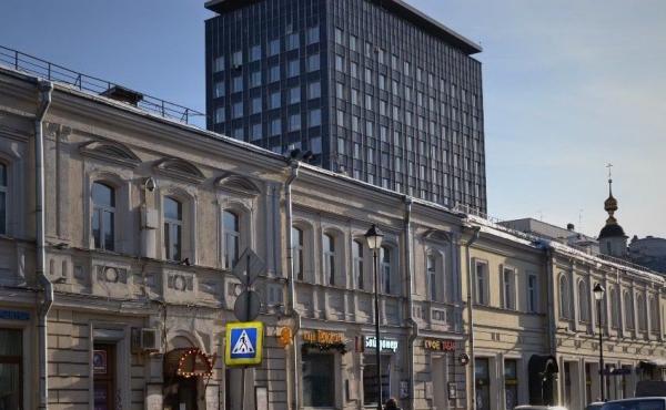 Торговая площадь на Покровке