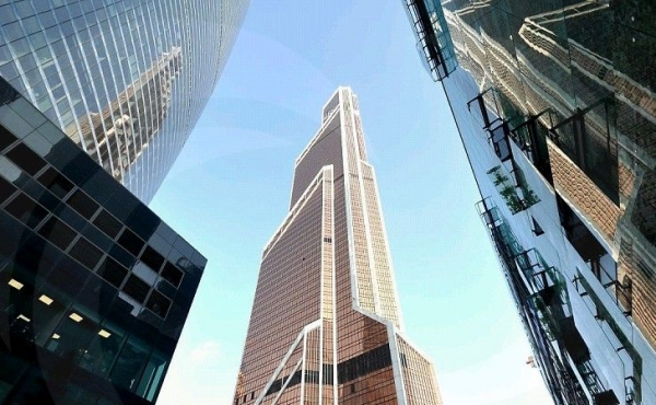 Торговая площадь в башне