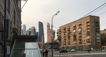 N292, Торговая площадь на Большой Дорогомиловской