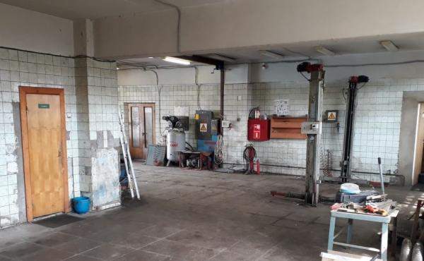 Производственное помещение Стахановской улице