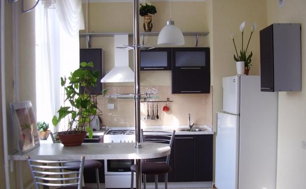 Квартира на улице Зорге