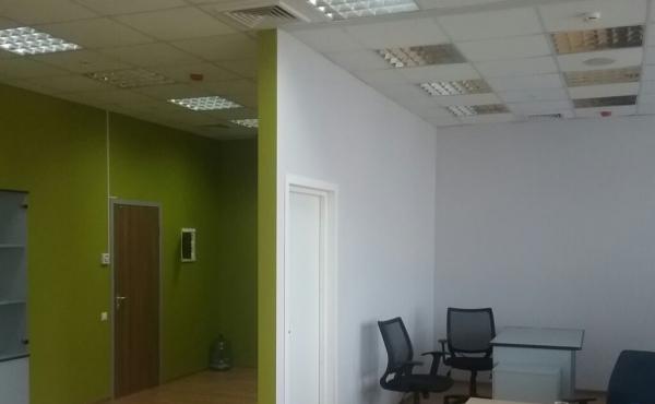 Офис в БЦ «Парк мира»