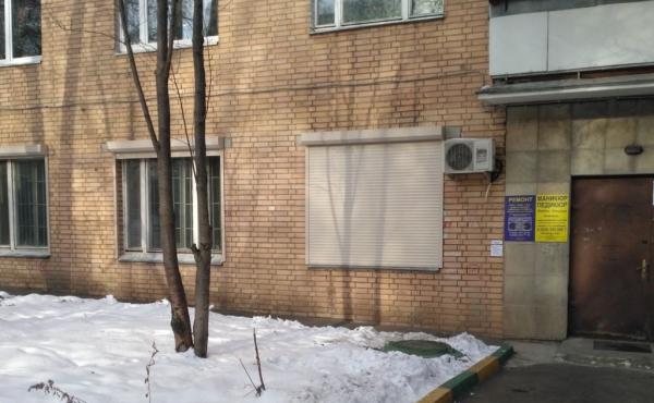 Офис на Аминьевском шоссе