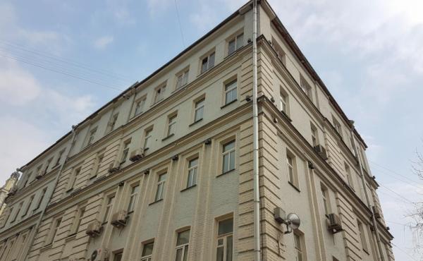 Квартира на Малой Дмитровке