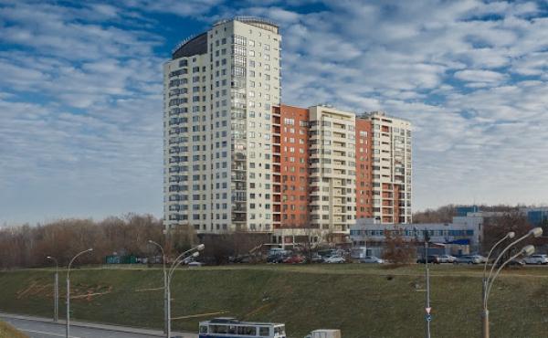 Квартира на Рублевском шоссе